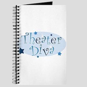"""Theater Diva"" [blue] Journal"